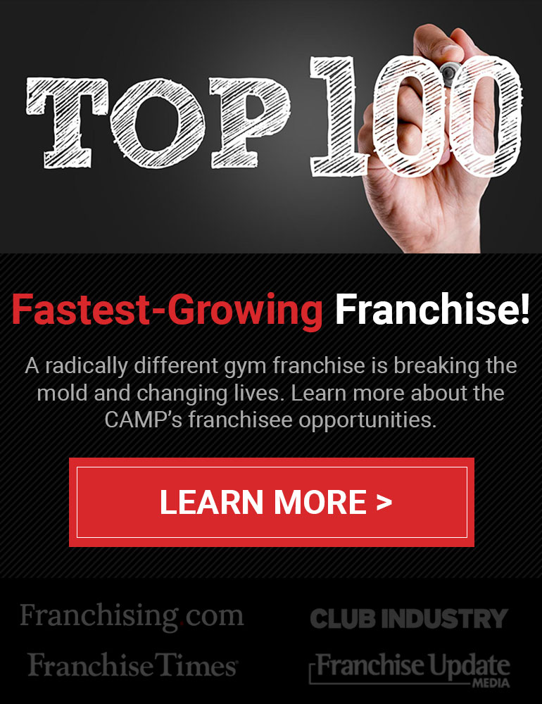 Click here to learn more about The Camp Franchise Opportunities