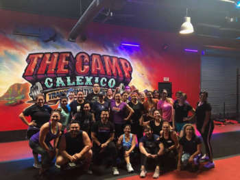 The Camp Calexico