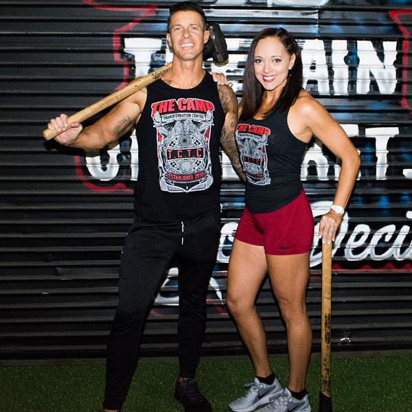 Chad and Jenn Burleson