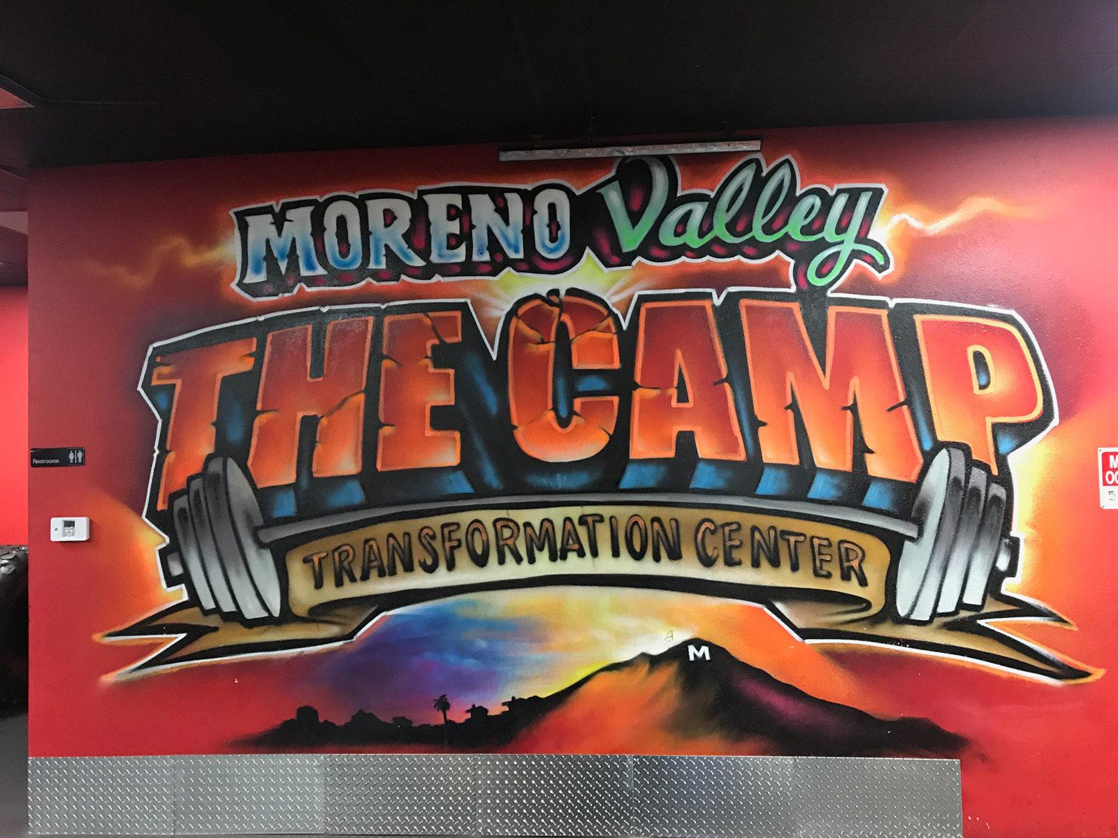 The Camp Moreno Valley