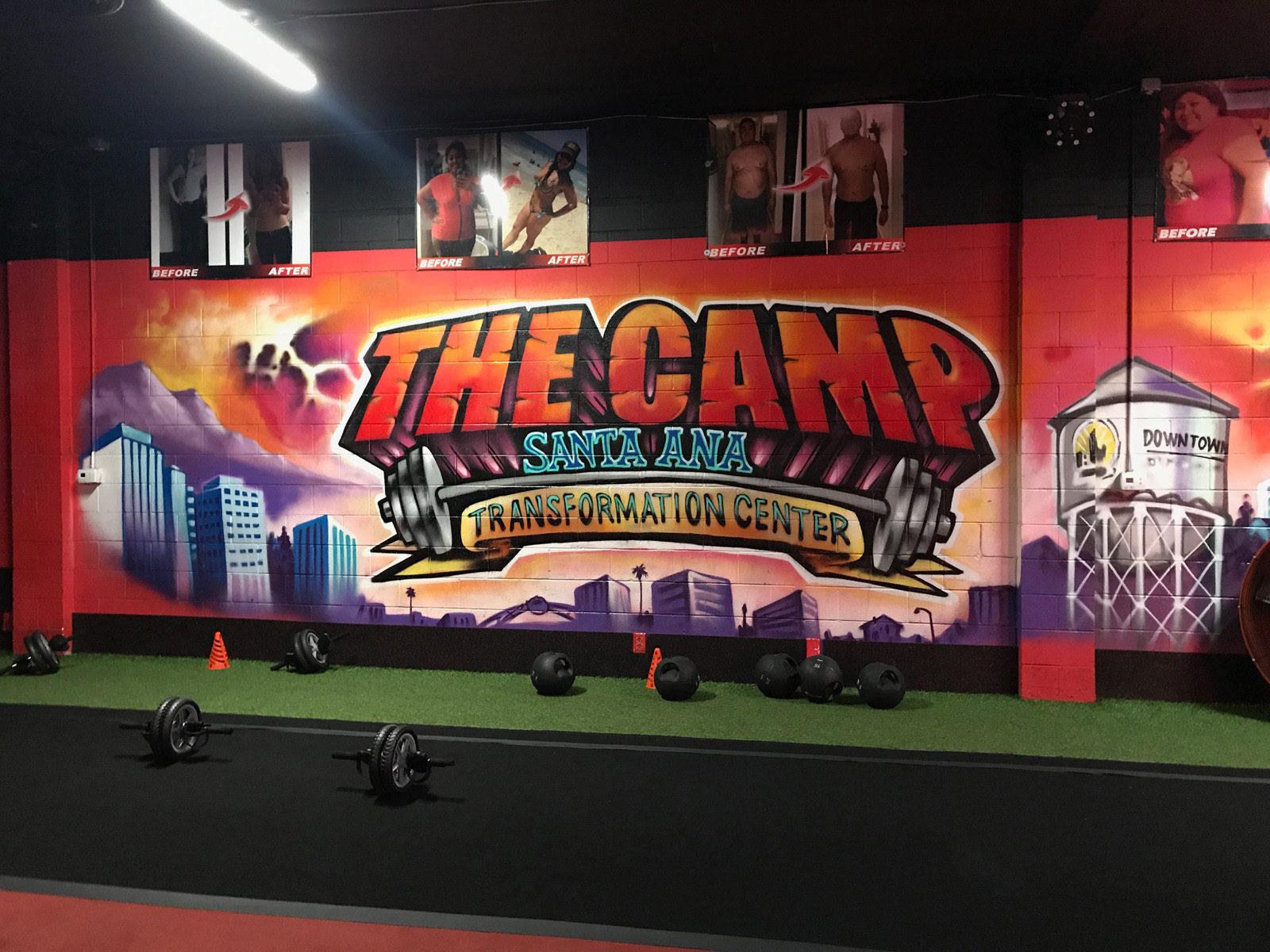 The Camp Santa Ana